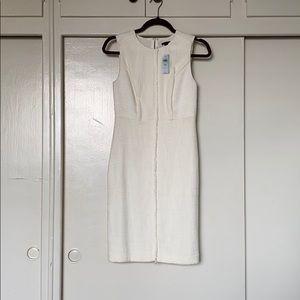 Ann Taylor Off White Dress
